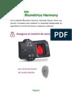 Catalogo 2009 Selector Biometrico Harmony