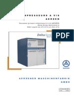 Catalogue Compresseur Aerzen