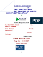 unicon investment