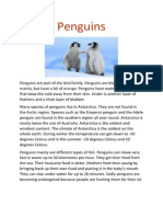penguins by clodhna