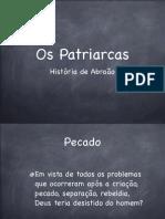 Patriarcas PDF