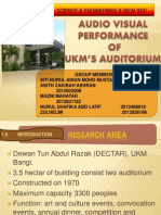 UKM auditorium.pptny of the 6th. Construction began on 21st June 1976 it was costing RM692,228.21 and 153.450 square feet completed. DECTAR is the largest hall in Malaysia at that time. DECTAR was inaugurated on 29th September 1979 by Y.A.B Tun Haji Abdul Razak bin Hussein. This hall is also used for formal events such as convocation ceremony, university final examinationny of the 6th. Construction began on 21st June 1976 it was costing RM692,228.21 and 153.450 square feet completed. DECTAR is the largest hall in Malaysia at that time. DECTAR was inaugurated on 29th September 1979 by Y.A.B Tun Haji Abdul Razak bin Hussein. This hall is also used for formal events such as convocation ceremony, university final examinationkjghfugjrghbjhmbm yhfg kug kjh xzhvhh  ug jnhkjtbfjghnkihm