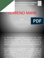 Terreno Maya