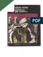 Jules Verne Castelul Din Carpati