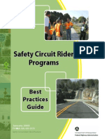 Safety Circuit Rider Programs Best Practices Guide