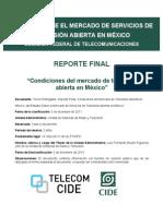 Reporte CIDE CM 201112 Publico