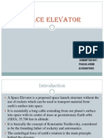 Space elevator.ppt