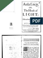 ThomasVaughan Aula_lucis House of Light