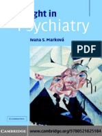 Insight in Psychiatry