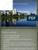 Cement Industry.ppt