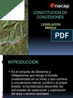 Legislación MINERA 2003