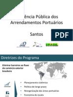 AudienciaPublica 2013 03 CODESP ApresentacaoAudienciaPublicaSantos v19