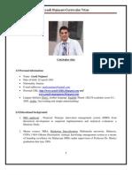 CV Arash Najmaei 8aug2009