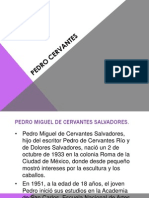 Pedro Cervantes