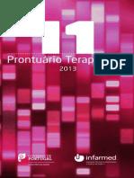 Prontuário Terapêutico 2013