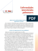 Enfermedades Intersticiales Pulmonares