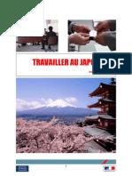 Travailler au Japon 2009 CCIFJ