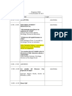 Programa CIED 2013