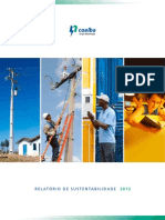 Relatorio Sustentabilidade 2012