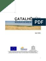 Çatalhöyük Site Management Plan