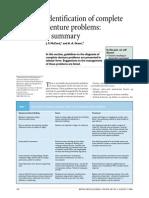 denture problems
