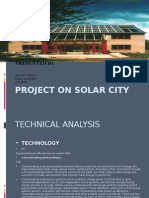 Project on Solar City
