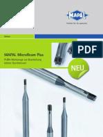 MAPAL MicroReam Plus