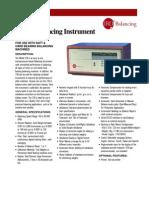 236 Digital Balancing Instrument