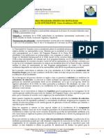 Convocatorio Programa Propio 2014 2015