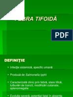 Febra tifoida