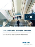 Folleto Philips LEED