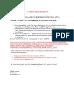 Lpn Evening Requirements
