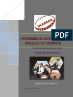 If TeoriaDeDecisiones ArnoldOchoa