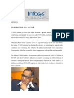 ob in Infosys