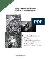 Dossier Mesa Redonda Barrios en Lucha (9-5-09)