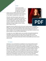 Biografia de Alexandra Lencastre
