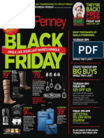 JCPenney Black Friday Deals 2013
