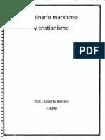 Seminario de Marxismo y Cristianismo (Antología)