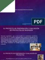 Presentación Clase 4 Formulación y evaluacion de proyectos de inversión.
