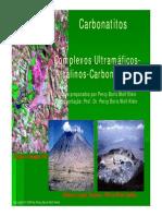 D M Aulas 17 a 20 - Carbonatitos