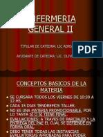 Enfermeria General II, Clase 1 (1)