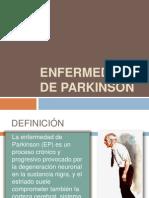 Tema 21 Enfermedad de Parkinson