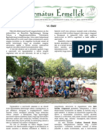 Reformatus Ermellek 2013/09