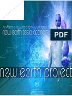 New Earth Project - The New Earth Tesla Academy