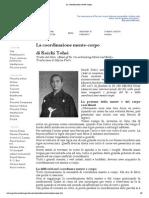 La coordinazione mente-corpo.pdf