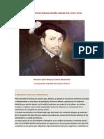 EL VIRREINATO DE NUEVA ESPAÑA SIGLOS XVI, XVII Y XVIII