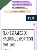 Plan Estrategico - Agroexportacion