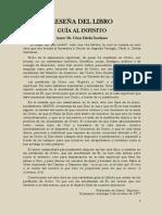 Publicaciones en Diarios sobre libro del P. Dávila, GUIA AL INFINITO por las Parábolas de Cristo (1977)
