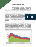 Tuberculosis en El Peru