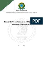 Manual Da ART